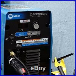Miller Diversion TIG Torch Upgrade Kit Air/Water-Cooled