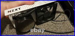 NZXT Kraken X62 280mm liquid cooler + Kraken G12 GPU mounting Kit Bundle