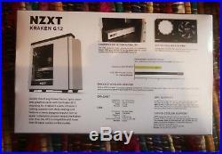 NZXT Kraken X62 280mm with kraken g12 gpu mounting kit