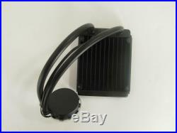 New ASETEK 550LC AIO Coolers 120MM Liquid CPU Cooler WithO Retention Kits