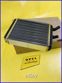New + Original Opel Ascona B Manta Cih Sr GTE Heating Cooler Heater Cooling Fan