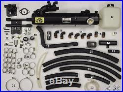 New SBC V8 Fresh Water Cooling Kit, FULL Kit Dry Joint, Mercruiser years 02-UP