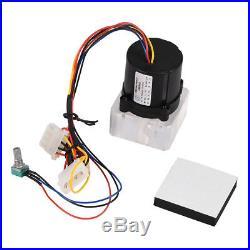 PC Liquid Cooling 120/240mm Radiator Kit Pump 200mm Reservoir CPU Block HeatSink