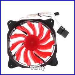 PC Liquid Water Cooling Radiator Kit Pump Reservoir CPU GPU Blocks HeatSink