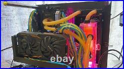 PC Water Cooling Kit Pump, Reservoir, Radiator, Cpu Block