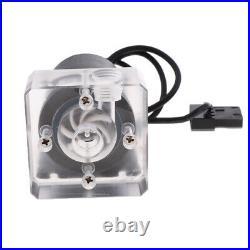 PC Water Cooling Radiator Kit Pump Reservoir CPU Video Card HeatSink 3