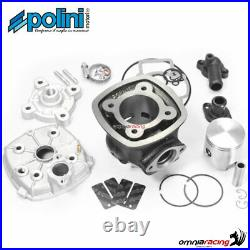 Polini cylinder kit D. 47 for Piaggio NRG50 Power DD 2T water cooled