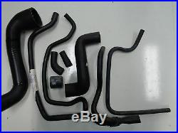 Porsche 944s2 Radiator Cooling Water Hose Kit Upper Lower All New 1989 To 1991