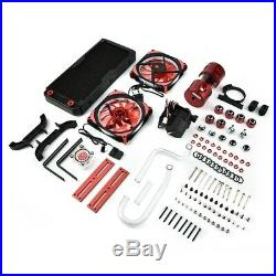 Powerful Water Cooling Kit Complete Water-cooled Set for Notebook Computer SU