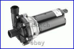 Pro Alloy Large Bosch Water Pump Kit for Charge Cooling Systems