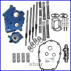 S And S Cycle Cam Chest Kit 475c Water Cooled M8 Chrome 310-1000