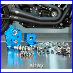 S&S 540 Chain Drive Water Cool Cam Plate Oil Pump Camchest Kit Harley Touring M8