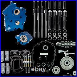 S & S Cycle Black Water Cooled 465 Cam Chest Kit 310-1009A