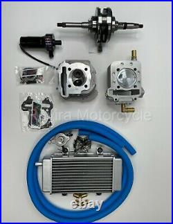 Scooter GY6 150cc Taida 63mm Water cooled Combo Kit 205cc