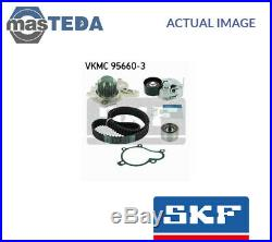 Skf Timing Belt & Water Pump Kit Vkmc 95660-3 G New Oe Replacement