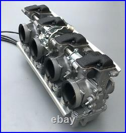 Suzuki GSXR & other Liquid (water) Cooled, Mikuni RS 36 Smoothbore Carburetor Kit