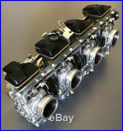Suzuki GSXR & other Liquid (water) Cooled Mikuni RS 38 Smoothbore Carburetor Kit