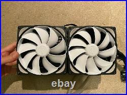 Swiftech H240 x2 Prestige PC Water cooling kit