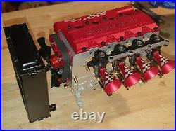 TOYAN FS-L400 Engine Four Cylinder 4 Stroke /With starter kit. Water cooled