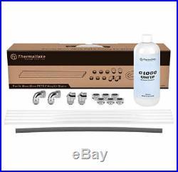 Thermaltake 16mm (OD) 12mm (ID) PETG Fitting Starter Kit CL-W154-CU00WT-A