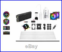 Thermaltake CL-W242-CU12SW-A Pacific C240 DDC Hard Tube Water Cooling Kit