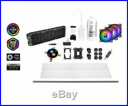 Thermaltake CL-W243-CU12SW-A Pacific C360 DDC Hard Tube Water Cooling Kit