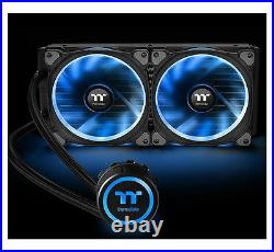 Thermaltake Floe Riing RGB 280 TT Premium All-In-One LCS Kit, CL-W167-PL14SW-A