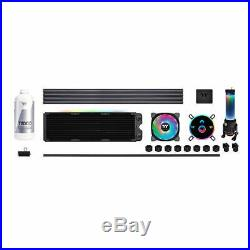 Thermaltake Pacific CL360 Max D5 Hard Tube Liquid Cooling Kit, CL-W259-CU00SW-A