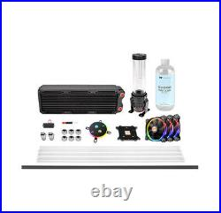 Thermaltake Pacific M360 D5 Hard Tube Water Cooling Kit Liquid CL-W217-CU00SW-A