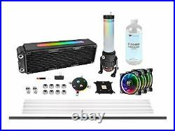 Thermaltake Pacific M360 Plus D5 Hard Tube Water Cooling Kit CL-W218-CU00SW-A