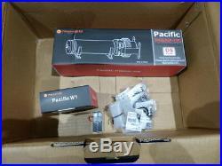 Thermaltake Pacific Rl240 Cl-w063- Ca00bl-a Diy Liquid Cooling Kit