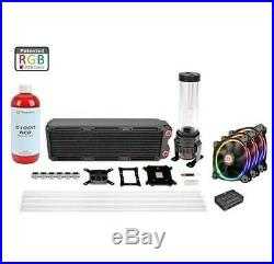 Thermaltake R360 Water Cooling Kit Including Premium Pure Plus 12 Fans