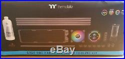 Thernaltake c360 hardline watercooling kit
