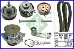 Timing Belt & Water Pump Kit 530008931 INA Set 036109119AG 036109119Q 036109181A