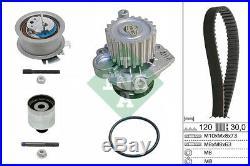 Timing Belt & Water Pump Kit 530020133 INA Set 038109119L 038109119N 038109119P
