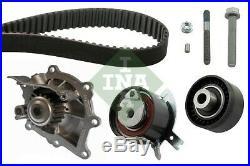 Timing Belt & Water Pump Kit 530048930 INA Set 0816J5 1613561880 0829E8 0829F5