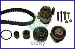 Timing Belt & Water Pump Kit 530050330 INA Set 038109244J 038109244N 038121011C