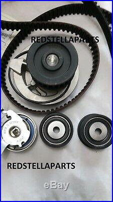 Timing Cam Belt Kit Water Pump VAUXHALL OPEL ASTRA ZAFIRA 2.0 GSI 16V 1998-2006