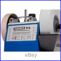 Tormek T-4 Water Cooled Sharpening System With TNT-808 Woodturner Kit 720737
