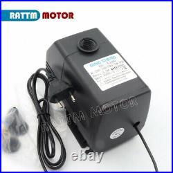 UK1.5KW Water Cooled Spindle Motor ER11+HY VFD+80mm Clamp+Pump+Collet CNC Kit