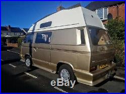 VWT25 High top 1.9L water-cooled engine 134K Gold + Unique body kit