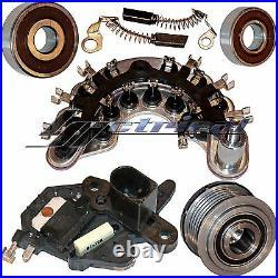 Water Cooled Alternator Repair Kit Mercedes Benz E200 E220 CDI 2.2l 2000 01 02