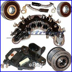 Water Cooled Alternator Repair Kit Mercedes E270 CDI Dsl 2.7 2.7l 2000 2001 2002