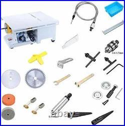 Water Cooling Gem Polishing Saw Kit, Jewelry Stone Polishing Machine