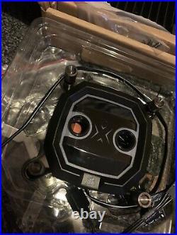 Water Cooling Kit Dual Radiator EKWB Pump And Reservoir Corsair XC5