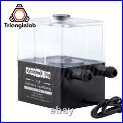 Water Cooling Pump Kit Large Flow For DIY 3D Printer Titan AQUA temperature New