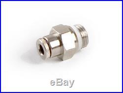 Water Meth Methanol Alcohol Injection V8 Direct Port Billet 1.5 GPH Nozzle Kit
