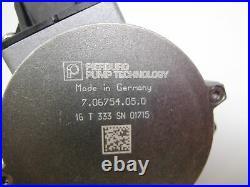 Water Pump Room Electric PIERBURG Mercedes Benz CWA100 7.06754.05.0