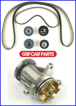 Water Pump & Timing Cam Belt Kit Engine Cooling System Fits Jaguar XF 3.0 D