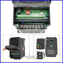 Water-cooled 4.5KW Spindle Motor 125298mm ER25 4Bearing & Bracket Pump CNC Kit